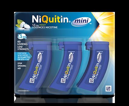 NiQuitin® Minis Lozenges